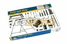 ITALERI Military Model 1/35 Accessories Field tool shop Scale Hobby 419 T0419