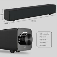 TV Wireless Bluetooth Soundbar Speaker Sound Home Theater 3D Stereo Subwoofer