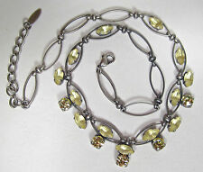 Modeschmuck-Halsketten & -Anhänger aus gemischten Metallen Glück