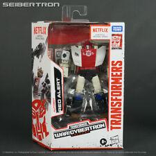 RED ALERT Transformers War for Cybertron Trilogy Netflix Walmart Deluxe 2020