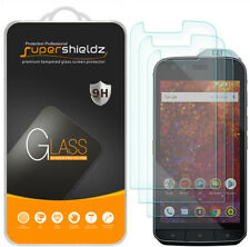 3X Supershieldz Tempered Glass Screen Protector for Cat S61