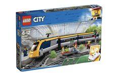 LEGO 60197 CITY PASSENGER TRAIN TOY AND TRACKS BUILDING SET