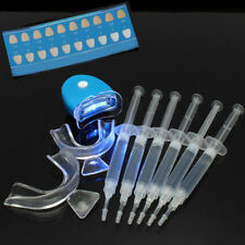 Ental Teeth Whitening kit 44% Carbamide Peroxide Bleaching System Oral Gel New