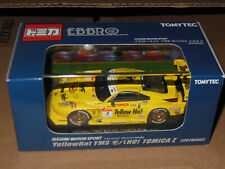 2007 Tomica Ebbro Hasemi collection Yellow Hat YMS Tomica NISSAN 350Z 370Z
