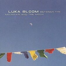 Between the Mountain & the Moon by Luka Bloom (CD, Jan-2002, Bar/None Records)