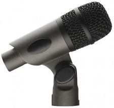 Microphone Dynamique pour Tom et Caisse Claire Boitier Métal Embase Orientable