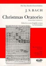 Bach Christmas Oratorio BWV 248 Vocal Score Learn Sing Piano Music Book
