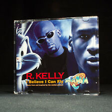 R Kelly - I Believe I Can Fly - music cd EP