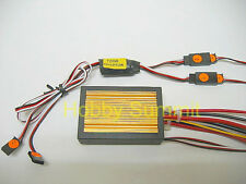 R/C 1/16 1/15 1/25 Tank  TWIN MOTOR SPEED CONTROLLER re Functions DMD T-01  Unit
