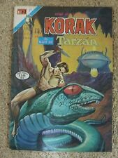 Korak el Hijo de Tarzan,Serie Aguila num.38,Novaro