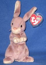 TY SPRINGY the BUNNY BEANIE BABY - MINT with MINT TAGS