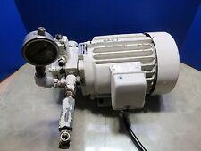 FUJI NACHI OIL MOTOR MLA2097J PUMP USV-0A-A3-1.5-4-1740A VDS-0B-1A3-D-1731A