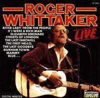 Roger Whittaker Live (Sept. 18th, 1976) [CD]