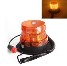 Car Truck 10 LED Emergency Flash Strobe Rotating Beacon Warning Light 12V Amber