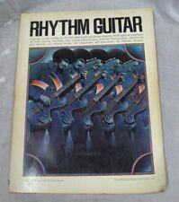 Vtg RHYTHM GUITAR ~ Harvey Vinson ~ Vol 57 ~ 1969 Consolidated Music PB
