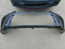 2015-2016 Toyota Camry Front Bumper Black *Oem Used* @ GF