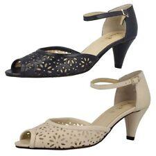 Van Dal Peep Toes Standard Width (D) Heels for Women