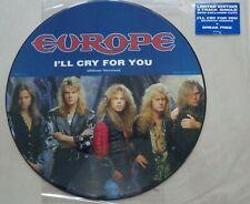 "Europe	I'll cry for you	657697 6	UK LIMITED PICTURE DISC 12"" (67)"