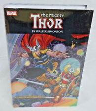 Mighty Thor by Walter Simonson Omnibus Marvel Brand New Factory Sealed $125