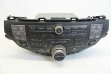 Audio Equipment Radio Audio Assembly Am-Fm-6Cd Coupe Fits 11-12 Accord 194106