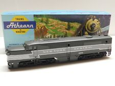 HO Scale - Athearn - New York Central PA-1 Powered Diesel Locomotive Train #4210