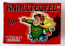 Knallteufel Knallerbsen Party Jugendfeuerwerk 5 x 50Stück