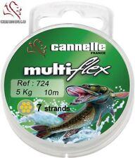 Fil d'acier Cannelle Multiflex 20m 3kg