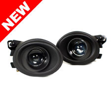 BMW E46 M3 & M-Tech II / E39 M5 Front Bumper Projector Fog Lights - Black