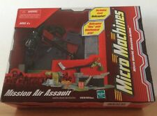 MICRO MACHINES MISSION AIR ASSAULT (COOL HELICOPTER INCLUDED) VHTF