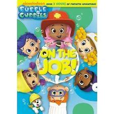 Bubble Guppies on The Job 0097361476346 DVD Region 1