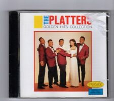 (HW150) The Platters, Golden Hits Collection - 1988 CD