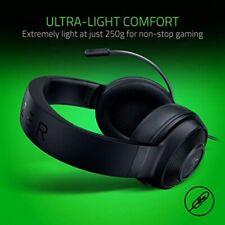 RAZER Kraken X - Ultralight Gaming Headset (mit 7.1 Surround Sound, leichtem Rah