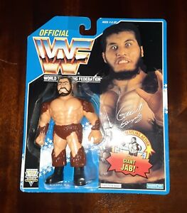Wwf Hasbro Giant Gonzalez (Moc)
