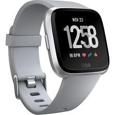 Fitbit Versa Silber Smartwatch Fittnessuhr