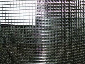 Edelstahldrahtgitter (V2A) z.B. für Lichtschachtschutz Mäuse sicher 6,35x6,35mm