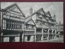 POSTCARD CHESHIRE CHESTER - THE OLD CRYPT BRIDGE ST