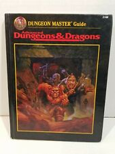 Advanced Dungeons & Dragons DUNGEON MASTER GUIDE  1st Ed AD&D 1995 TSR 2160 HC