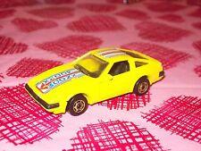 Hot Wheels yellow Nissan 300ZX