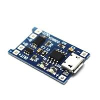 5pcs TP4056 with Battery protection LIPO Charger Module Board Mini USB  new