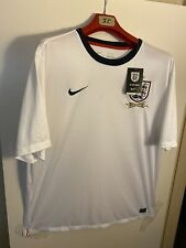 England Jersey 2012 2014 Home 2XL Shirt Nike Football Soccer 580957-105