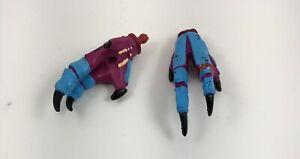Custom parts DC Universe Classics 7in Red Lantern Nite-Lik Hands fodder skallox