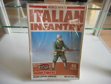 Model figures Airfix Italian Infantry on 1:87 in Box (factory sealed)