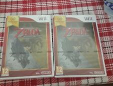 The Legend Of Zelda Twilight Princess WII CASTELLANO NUEVO PRECINTADO ESPAÑOL