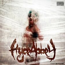 Hyde Abbey ‎– Hall Of Shame (CD, 2012) Deathcore from Spain