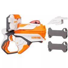Neuf hasbro nerf lazer laser tag unique blaster pack jeu pistolet iphone
