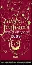 Hugh Johnson's Pocket Wine Book 2009,Hugh Johnson