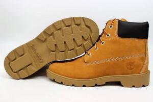 Kids Timberland Boots 6 Inch Premium Waterproof Boots  Big Kids NEW Size 6 SALE!