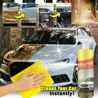 Mighty Glass Cleaner Anti-fog Agent Spray Car Cleaner 30/100ML Windshield W5K0