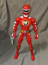 Power Rangers Dino Thunder 12 inch Red Ranger Action Figure