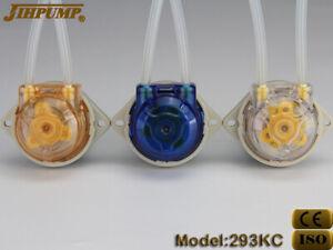 Easy Tubing Mini Peristaltic Dosing Pump 24v DC Aquarium Hydroponic Laboratory